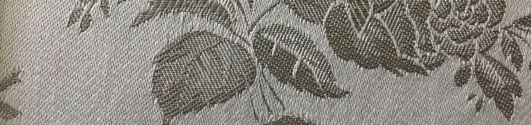 Broderie sur sommier et matelas de laine par la Literie Toullec