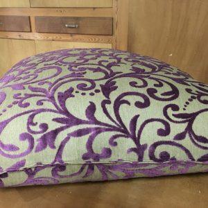 Coussin en laine fabriqué en bretagne par la Literie Toullec