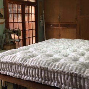 matelas en laine 100% naturelle et sur mesure